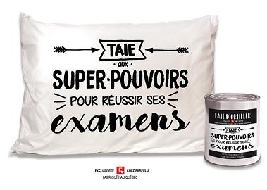 Taie d'oreiller Taie aux Super-Pouvoirs