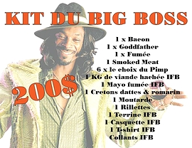 Kit du Big Boss