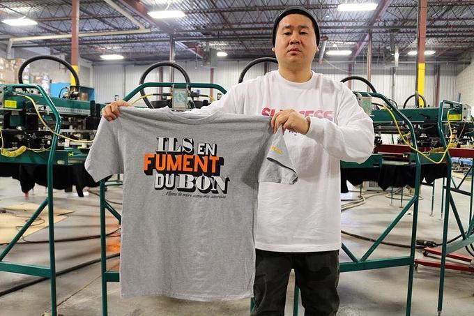 T-shirt IFB