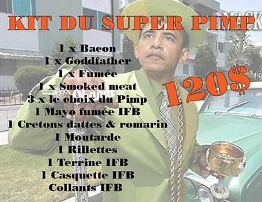 Kit du Super Pimp
