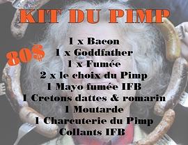Kit du Pimp