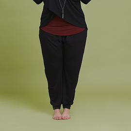 Pantalon avec poches - noir