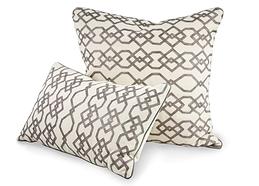 Regency cushion