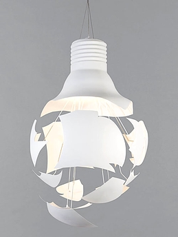 The broken bulb