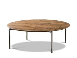 Table en bois d'Amérique