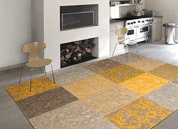 Rustic carpets
