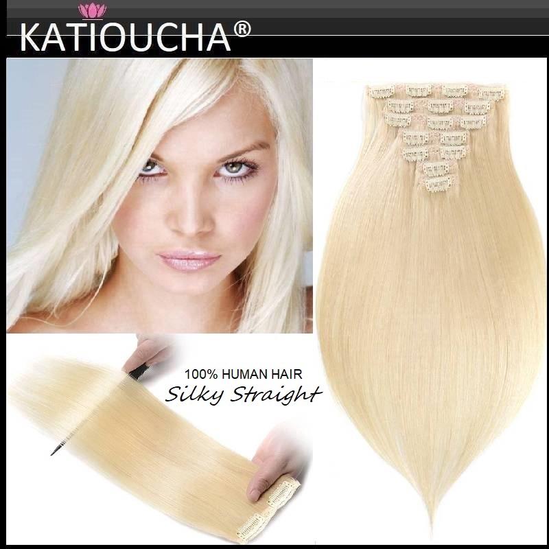 Clip In Hair Volumater Clip In Hair Extension 7 Pcs Set 100