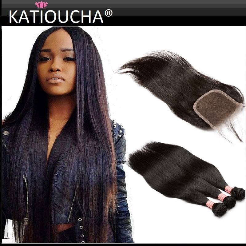 100 Human Virgin Unprocessed Remy Hair Extensions Weft Weave