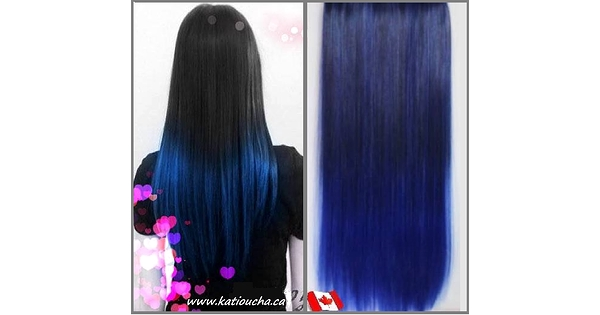 Clip In Hair Extension Straight Hair 60 Cm 24 Quot 120g
