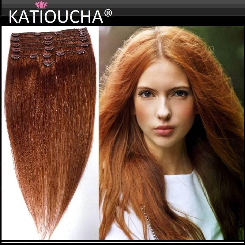 Clip In Hair Volumater Clip In Hair Extension 7 Pcs Set 120g 120