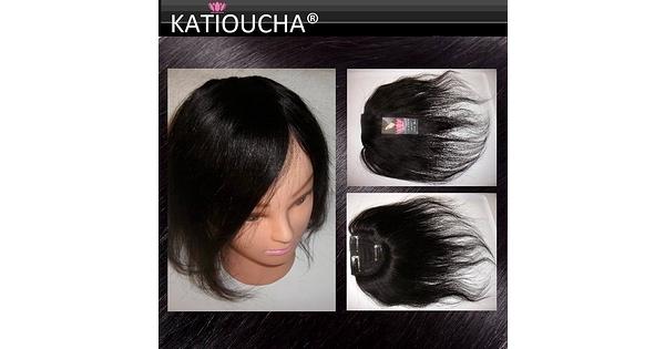 100 Egyptian Remy Hair Volumater Clip In Hair Fringe