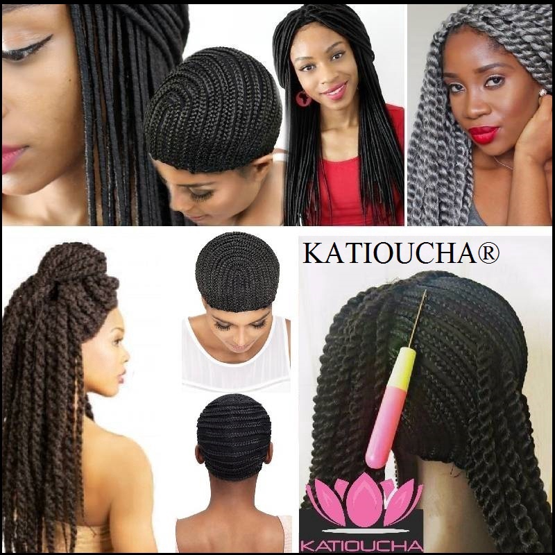 Our Braided Cap Discover A Fun And Easy Way To Create Your Own Wig