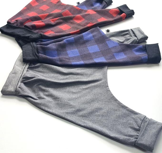 Pantalons évolutifs 18 mois-4 ans