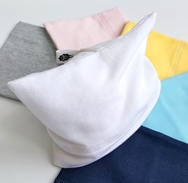 Bonnet nouveau-né en coton