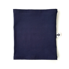 Cache-cou/tube en tricot