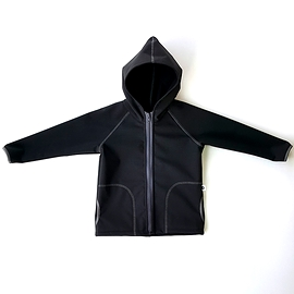 Blouson Softshell noir