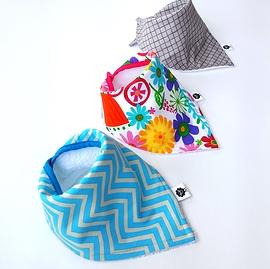 Bavoirs foulard