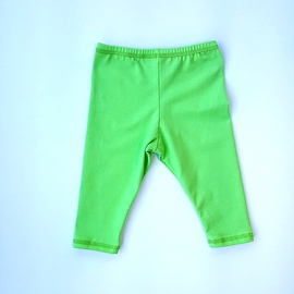 Legging coton lime