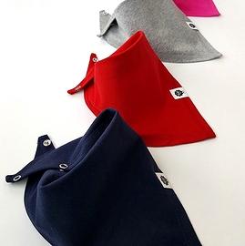 Foulard tricot de coton