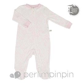 Pyjama bambou/ Coeurs