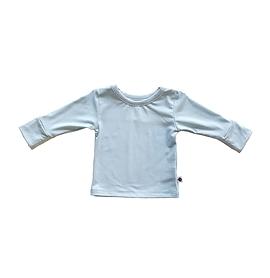 Chandail évolutif bleu azur