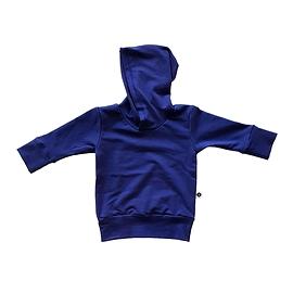 Hoodie évolutif bleu