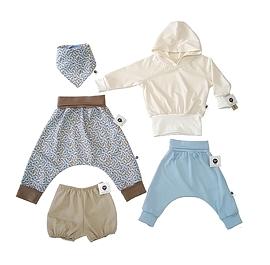 Vêtements évolutifs singes/bébé petit garçon