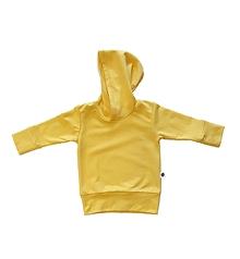 Hoodie évolutif jaune