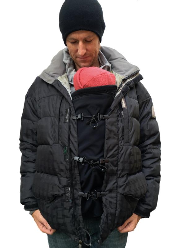 Housse de portage innovante, bébés, portage, Make my belly fit, baby ... 452c26ab164