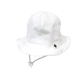 Chapeau de soleil jean's blanc
