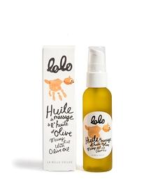 Huile de massage à l'huile d'olive