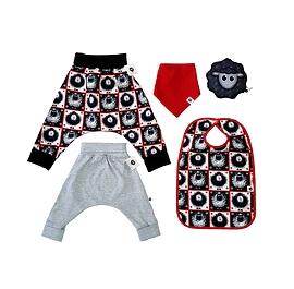 Vêtements évolutifs moutons/bébé unisexe