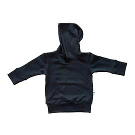 Hoodie évolutif noir
