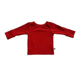 Chandail évolutif rouge