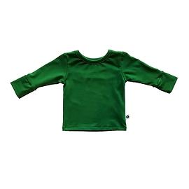 Chandail évolutif vert