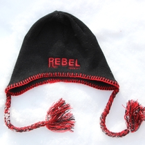 Tuques REBEL 2 tons avec broderie
