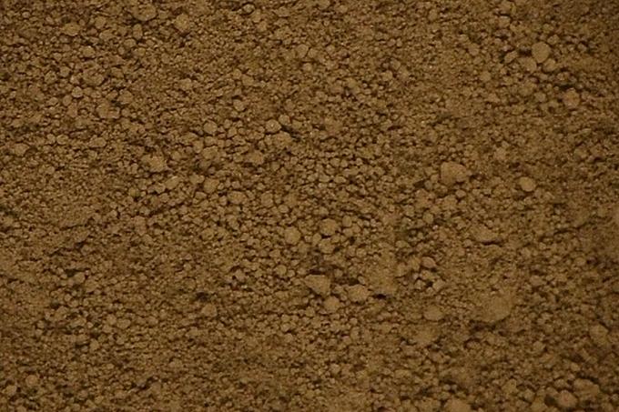 Pigment de couleur terre d 39 ombre naturelle teinture lanaudiere - Couleur terre de sienne ...