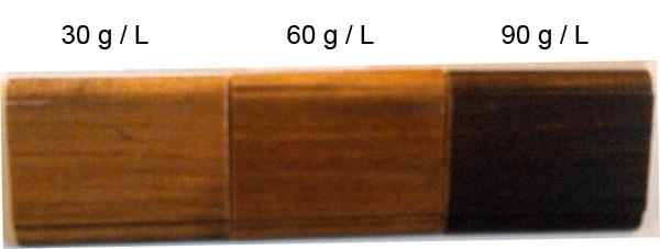 Brou de noix teinture bois cristaux lanaudiere - Brou de noix bois ...