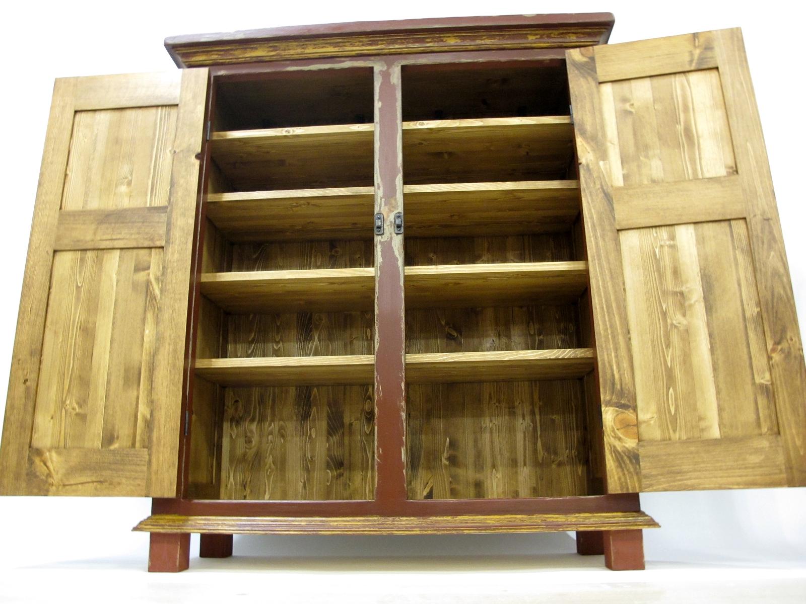 armoire en pin sur mesure antique peinture de lait lanaudiere. Black Bedroom Furniture Sets. Home Design Ideas