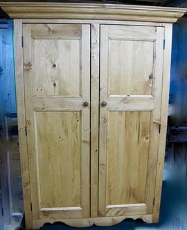 Fabricant de meuble et armoire de cuisine vanit en bois for Armoire de cuisine antique