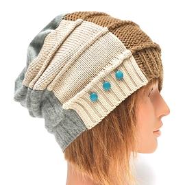 Bonnet multi-grains
