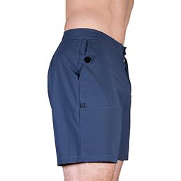Hybrid shorts - Blue