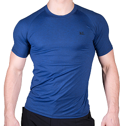 T-shirt - Bleu
