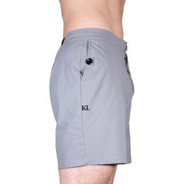 Hybrid short - Grey
