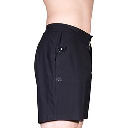 Hybrid shorts - Black