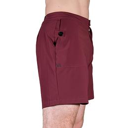 Hybrid shorts - Red