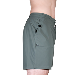 Hybrid shorts - Green