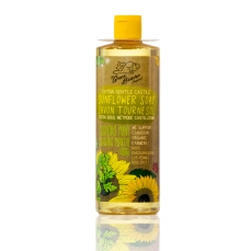 Green Beaver Sunflower Castile Soap Liquid Cilantro Mint 495 ml