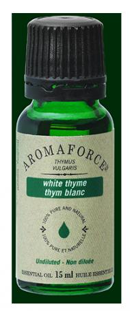 Aromaforce Essential Oil White Thyme -Thymus Vulgaris 15 ml