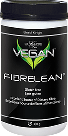 Brad King's Vegan Fibrelean 300 g
